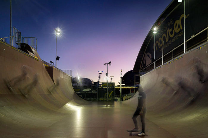 Monster Skate Park Homebush